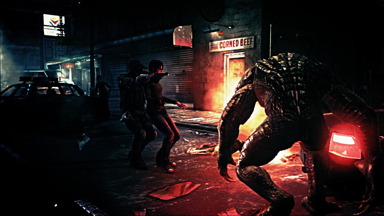 Resident Evil: Operation Raccoon City - odbočka z útesu 37882