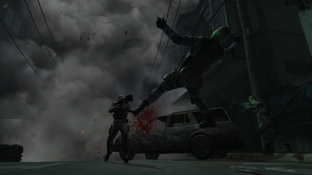 Obrázky a trailer z multiplayeru F.E.A.R. 3 38121