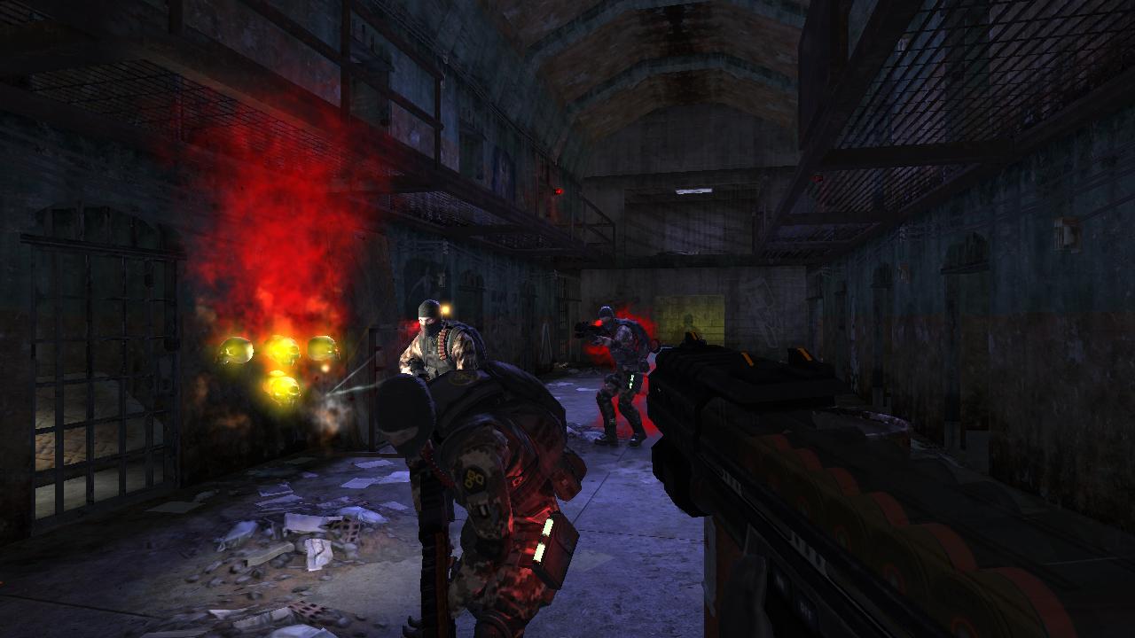 Obrázky a trailer z multiplayeru F.E.A.R. 3 38125