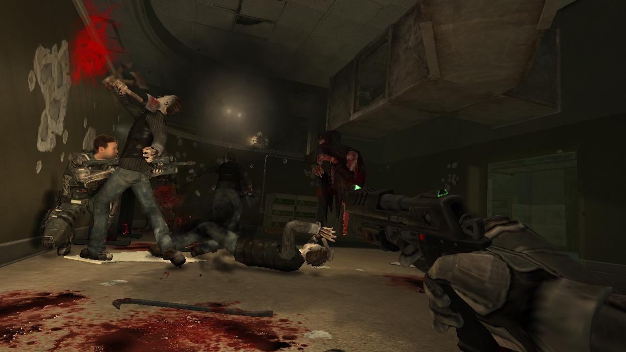 Obrázky a trailer z multiplayeru F.E.A.R. 3 38128