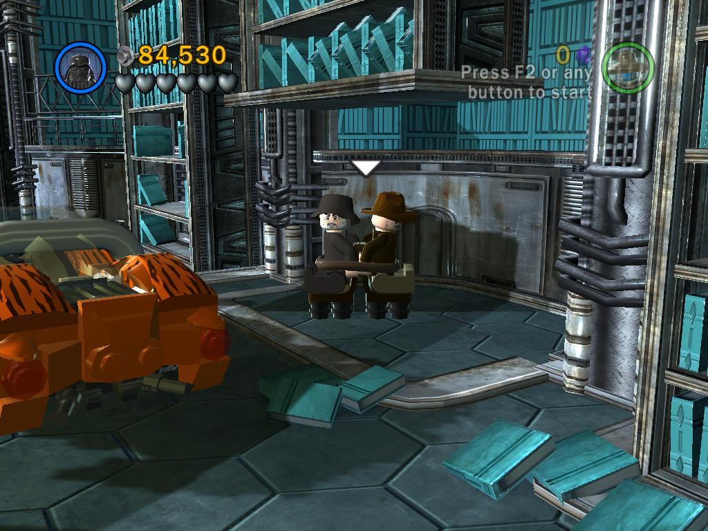 LEGO Star Wars III: The Clone Wars – Síla legendární stavebnice 38188