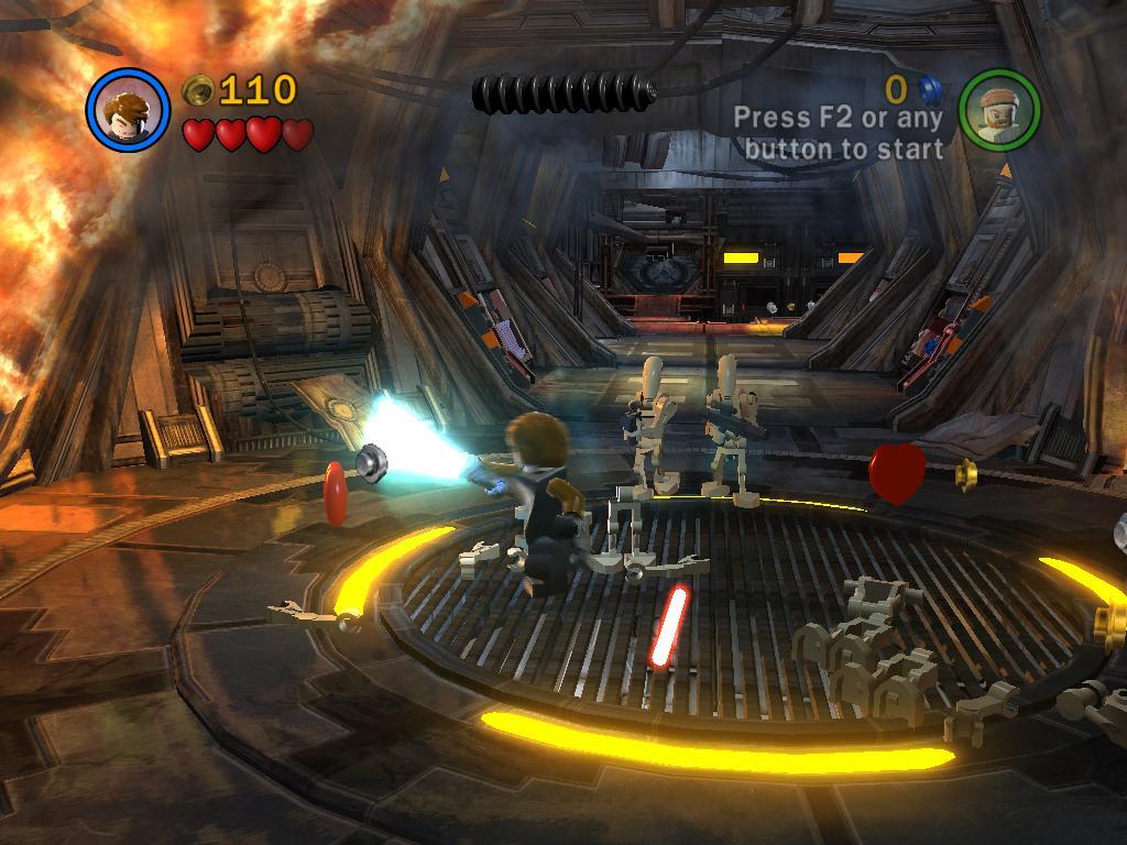 LEGO Star Wars III: The Clone Wars – Síla legendární stavebnice 38189