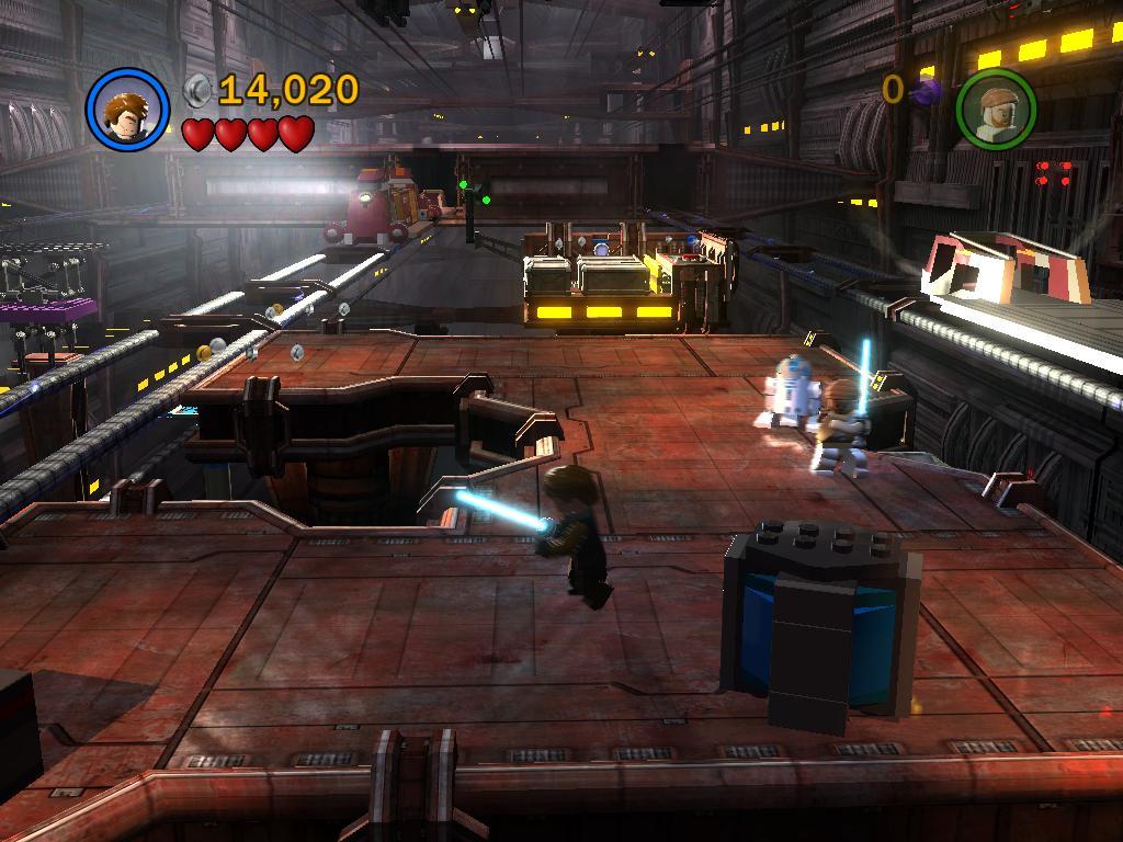 LEGO Star Wars III: The Clone Wars – Síla legendární stavebnice 38190