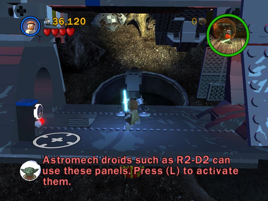 LEGO Star Wars III: The Clone Wars – Síla legendární stavebnice 38192