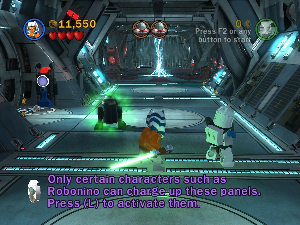 LEGO Star Wars III: The Clone Wars – Síla legendární stavebnice 38194