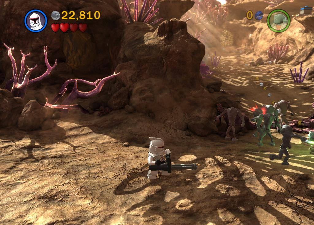 LEGO Star Wars III: The Clone Wars – Síla legendární stavebnice 38195