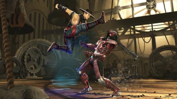 Evropským majitelům PSN blbne Mortal Kombat 38220