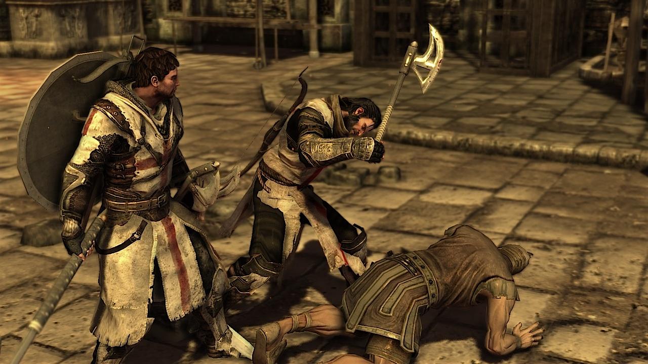 The Cursed Crusade – tak násilná zábava tu ještě nebyla 38248