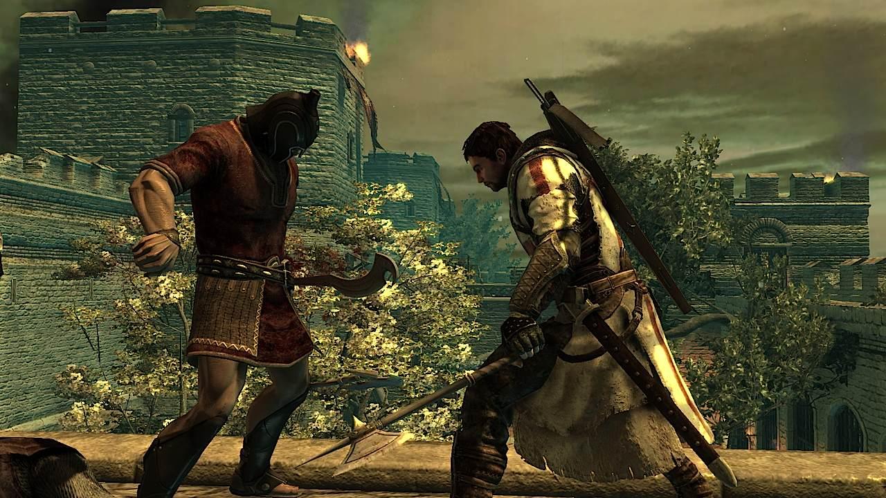 The Cursed Crusade – tak násilná zábava tu ještě nebyla 38251
