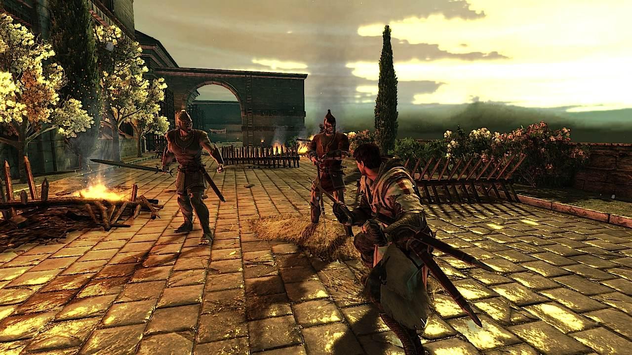The Cursed Crusade – tak násilná zábava tu ještě nebyla 38254