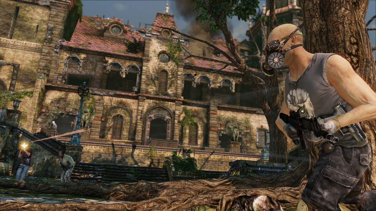 Multiplayerová beta Uncharted 3 pro PS+ 38313