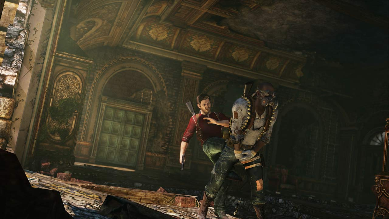 Multiplayerová beta Uncharted 3 pro PS+ 38314