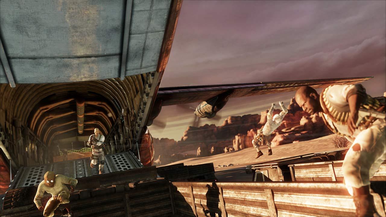 Uncharted 3: Drake's Deception – dojmy z bety 38316
