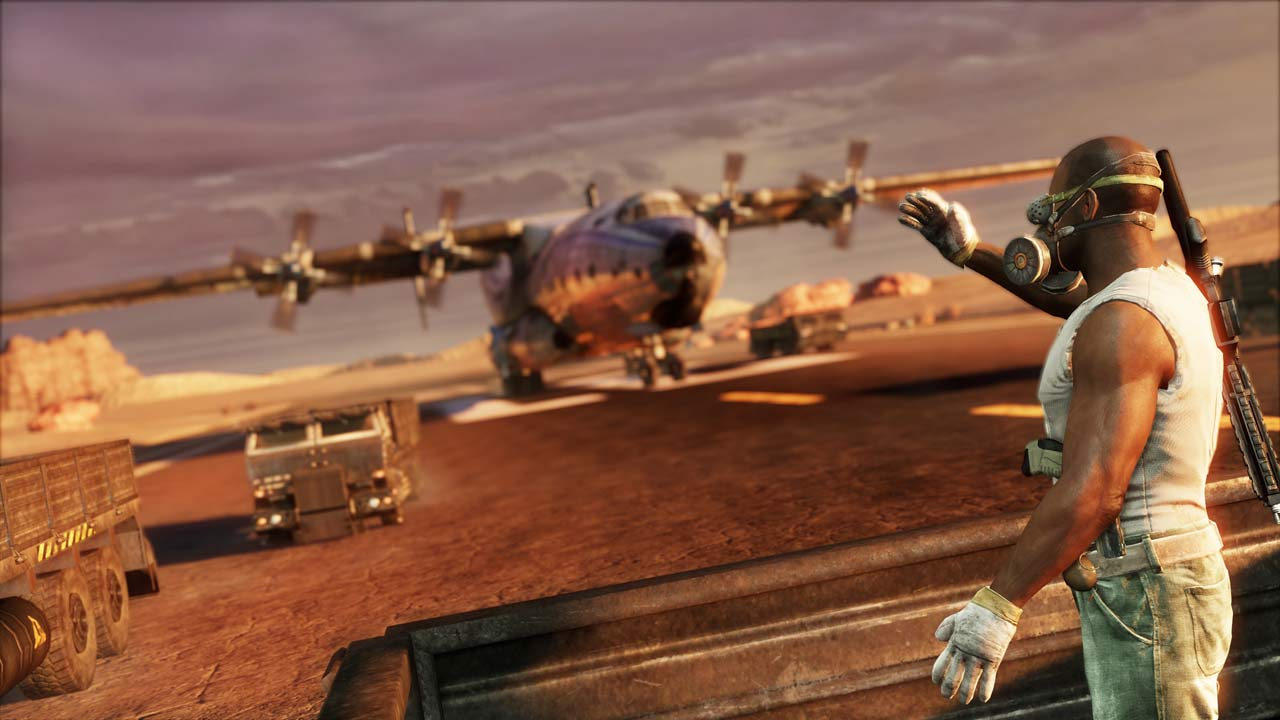 Multiplayerová beta Uncharted 3 pro PS+ 38318