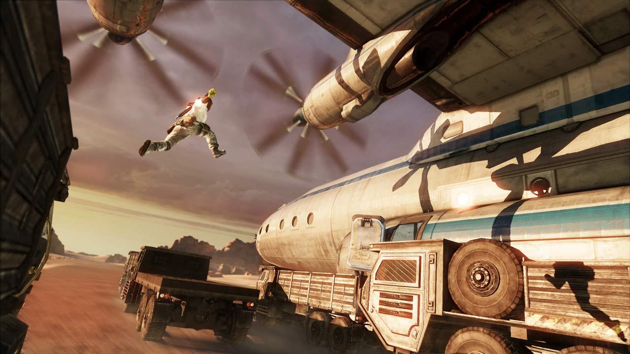 Uncharted 3: Drake's Deception – dojmy z bety 38320