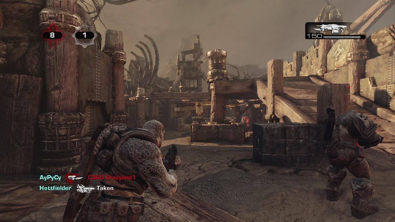 Gears of War 3 – konec války na dosah 38378