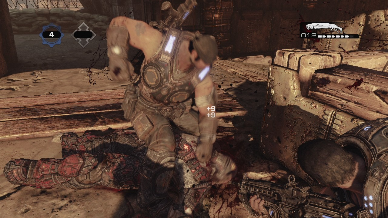 Gears of War 3 – konec války na dosah 38381