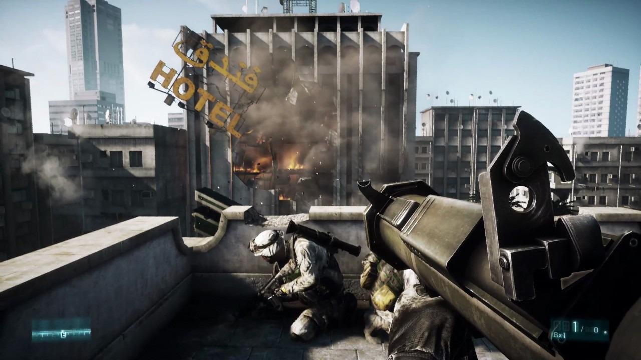 Battlefield 3 v předobjednávkách o 2000 procent lepší než BF2 38389