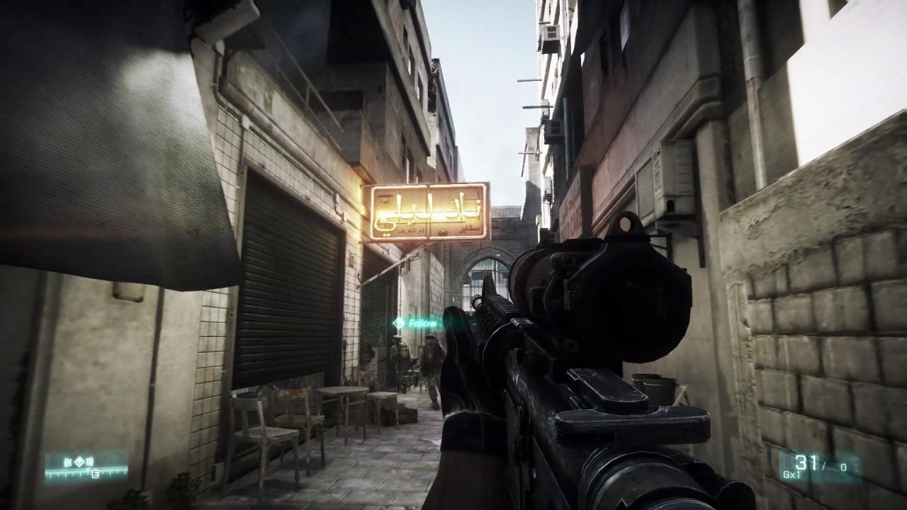 V Battlefield 3 nebudou standardní třídy 38391