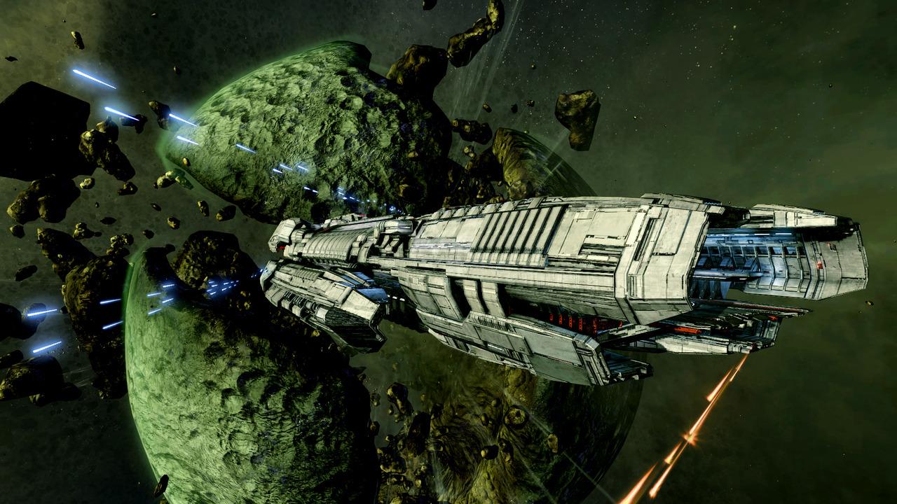 X Rebirth – na velikosti lodi záleží 38643