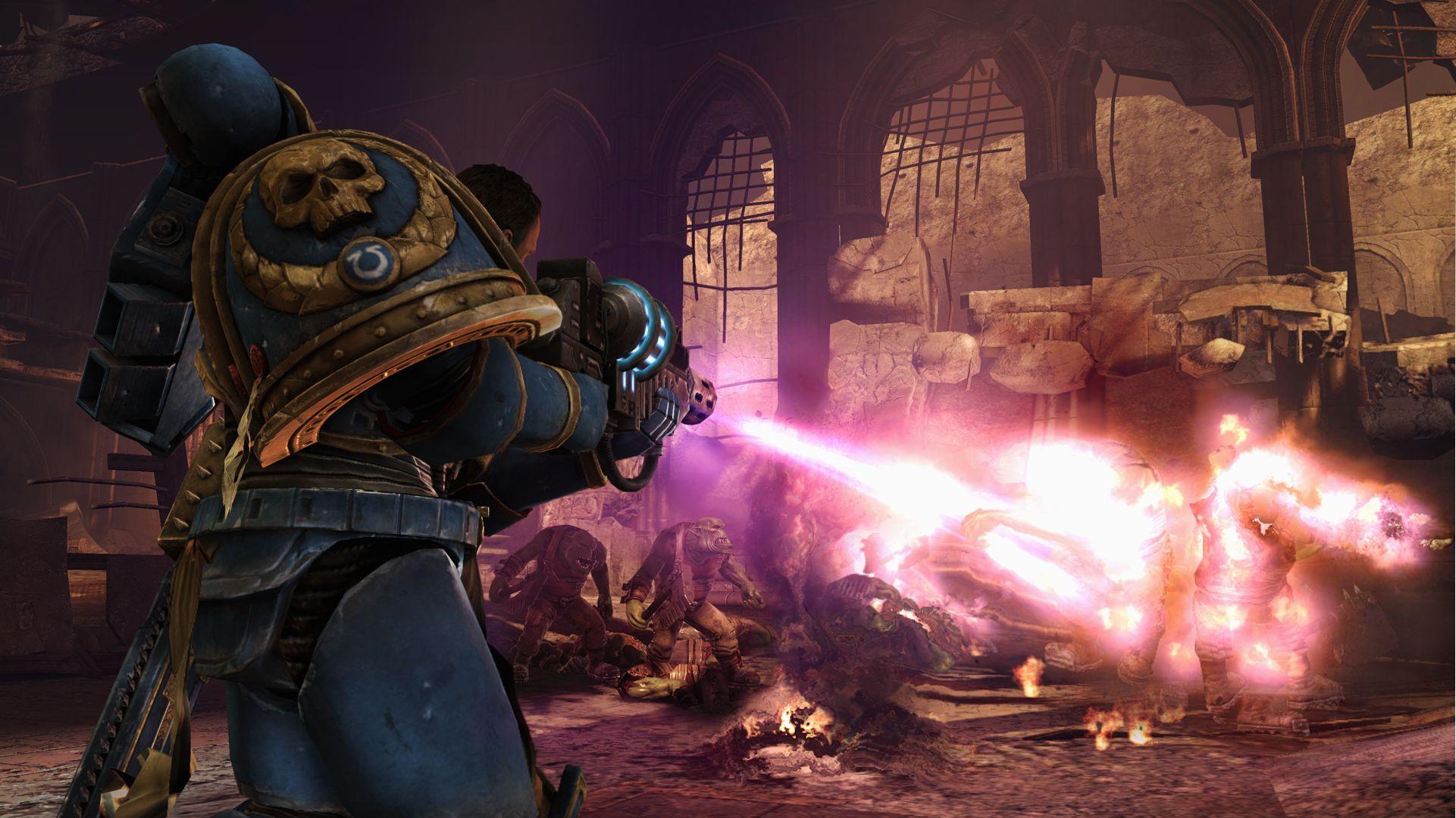 Warhammer 40,000: Space Marine – sympatická jatka 38751