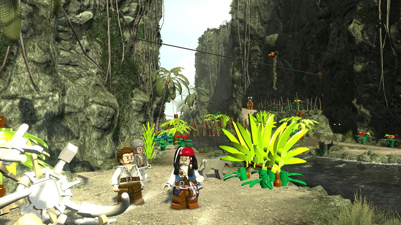 LEGO Pirates of the Caribbean – na vlnách stavebnice 38809
