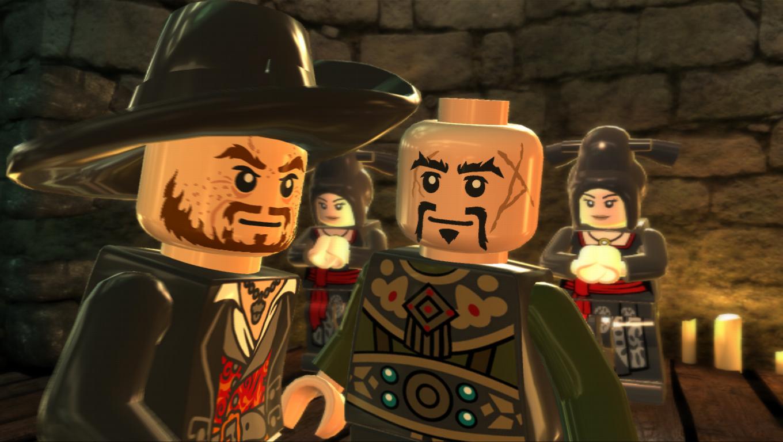 LEGO Pirates of the Caribbean – na vlnách stavebnice 38817