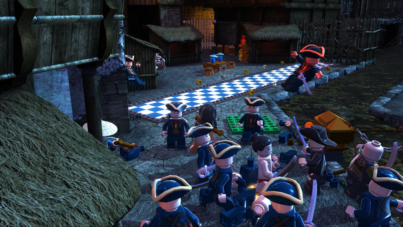 LEGO Pirates of the Caribbean – na vlnách stavebnice 38818