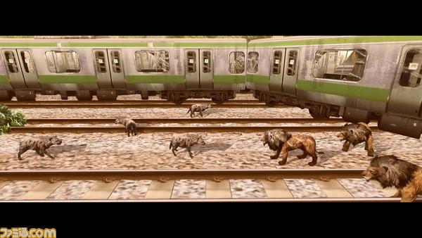 První detaily o zvířecím Tokyo Jungle 38840