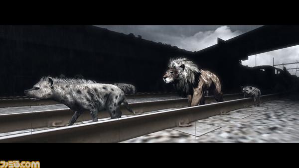 První detaily o zvířecím Tokyo Jungle 38841