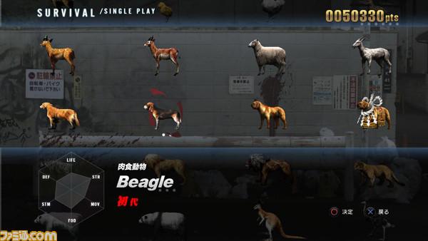 První detaily o zvířecím Tokyo Jungle 38843