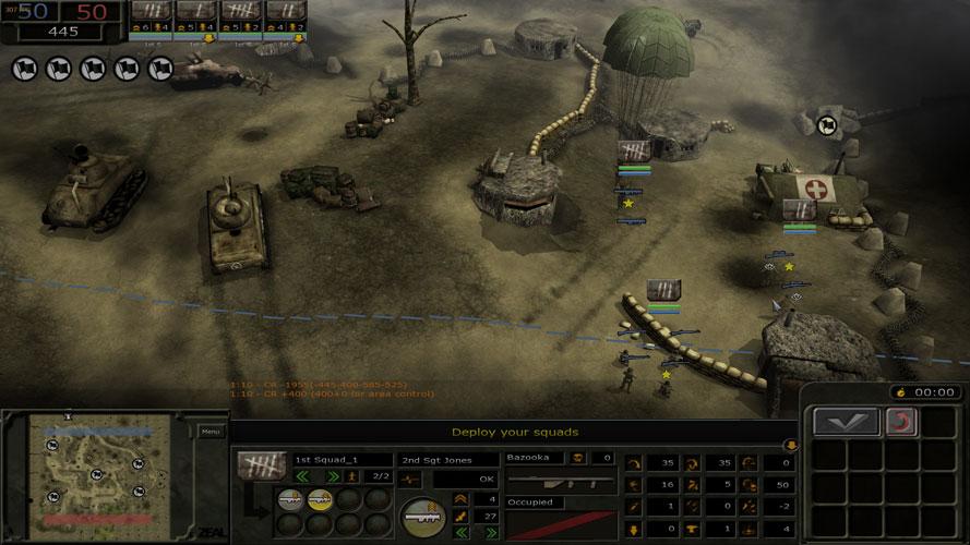 Strategie Team Assault: Baptism of Fire odhalena 39235