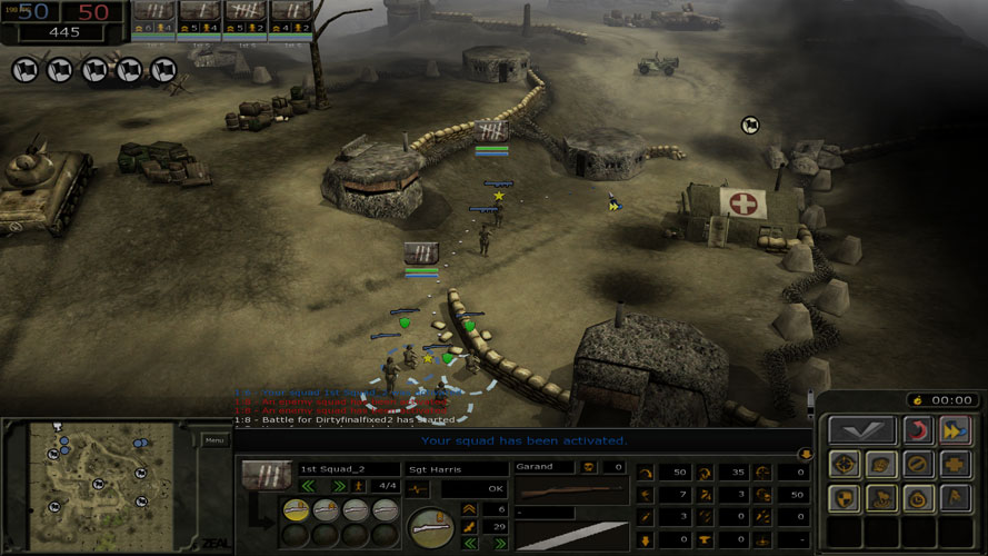 Strategie Team Assault: Baptism of Fire odhalena 39236