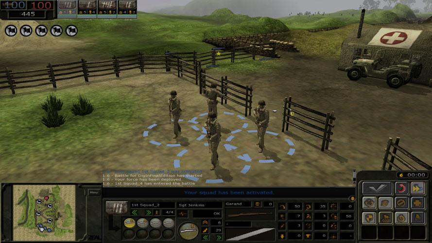 Strategie Team Assault: Baptism of Fire odhalena 39237