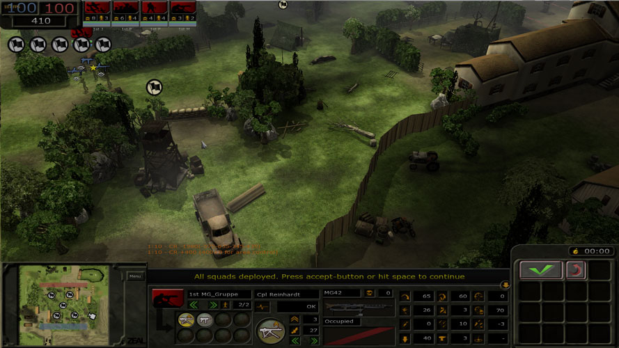 Strategie Team Assault: Baptism of Fire odhalena 39239