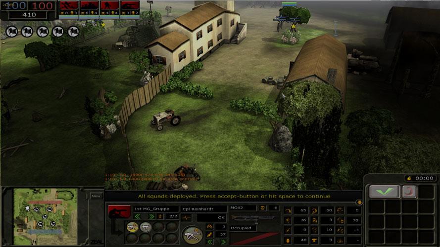 Strategie Team Assault: Baptism of Fire odhalena 39240