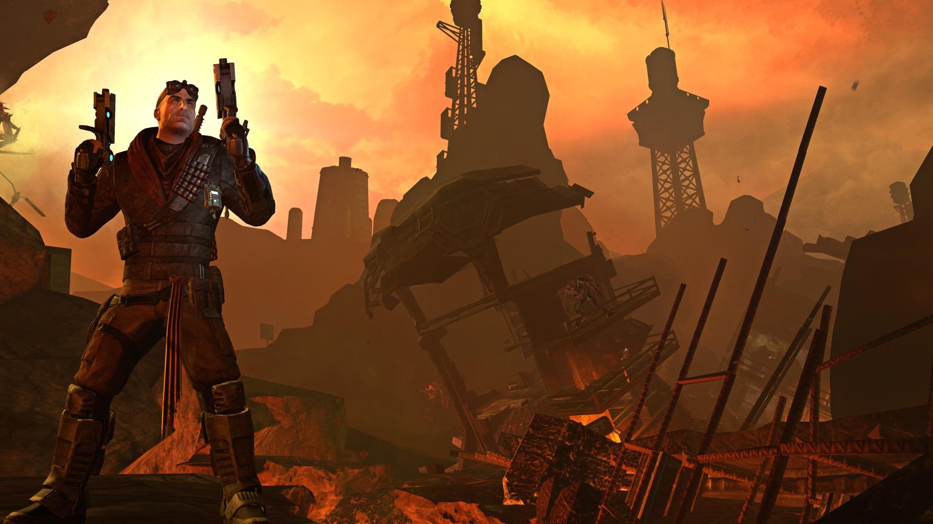 Red Faction: Armageddon – megalomanská horská dráha 39381
