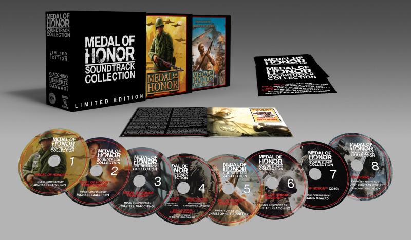 Soundtracková smršť z Medal of Honor 39430