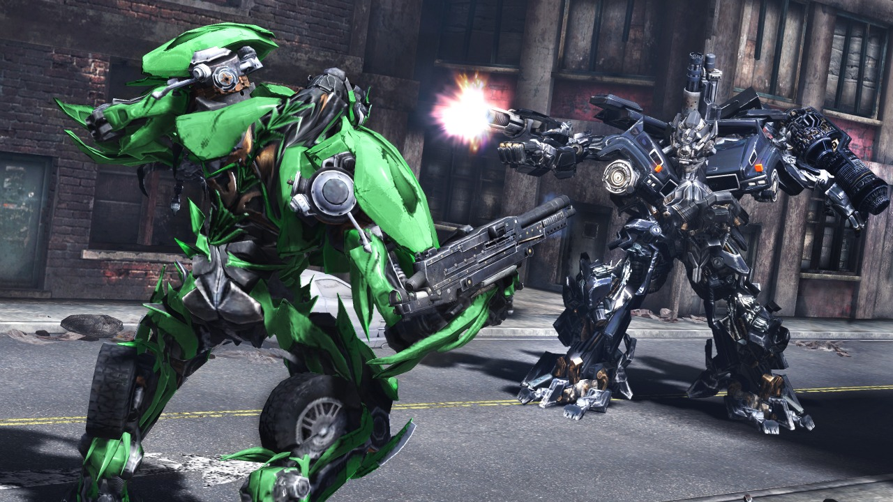 Transformers: Dark of the Moon - návrat plecháčů 39570