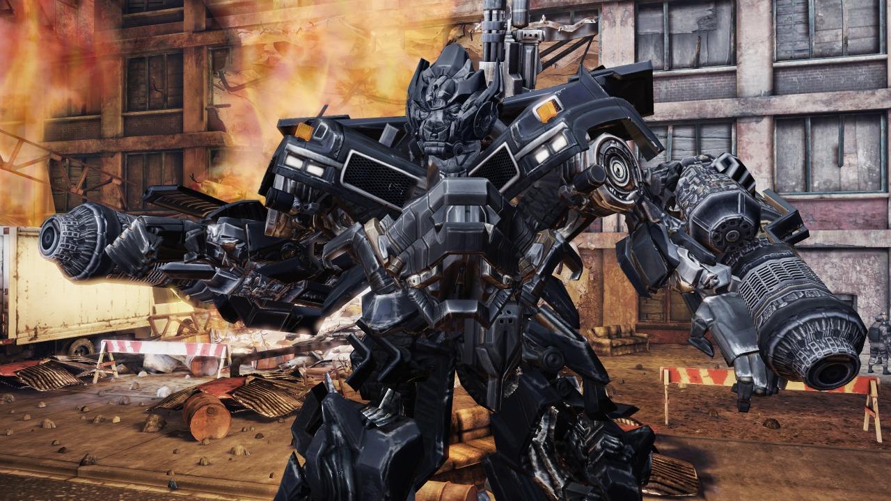 Transformers: Dark of the Moon - návrat plecháčů 39577