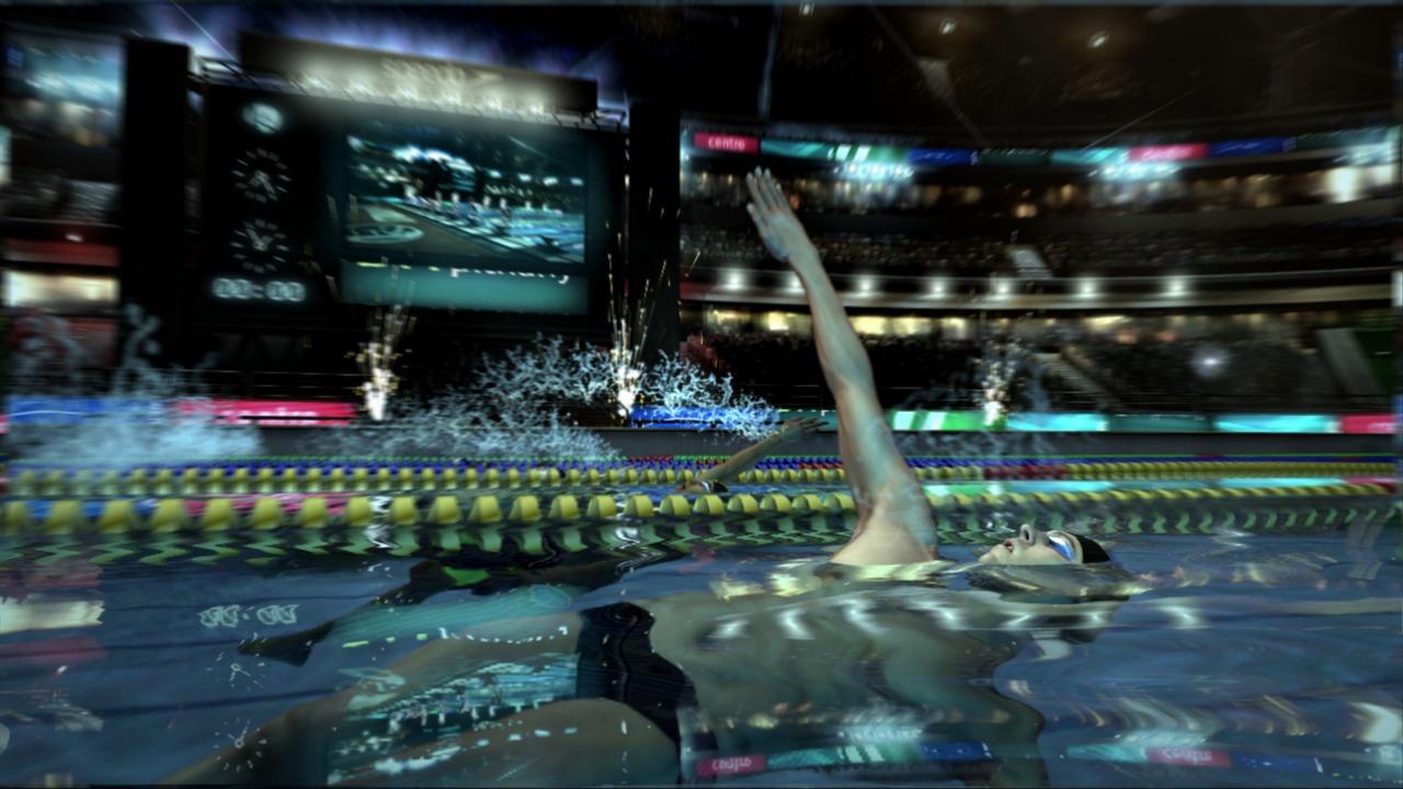 Závody v plavání na Kinectu s Michaelem Phelpsem 39664