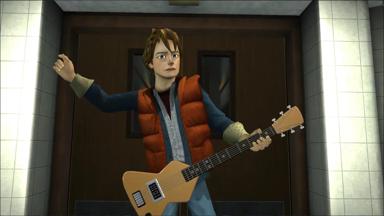 Michael J. Fox propůjčí hlas hernímu Návratu do budoucnosti 39703