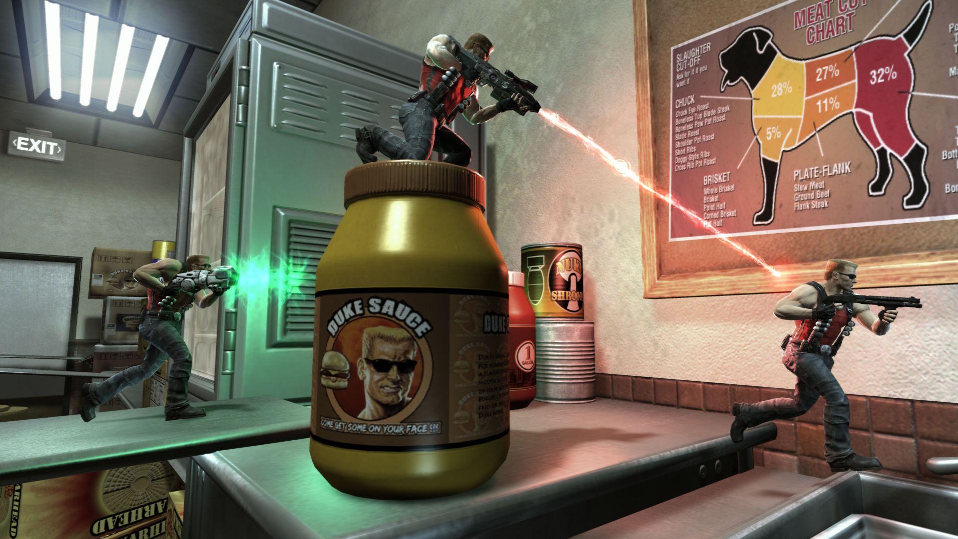 Duke Nukem Forever – multiplayer staré školy 40559