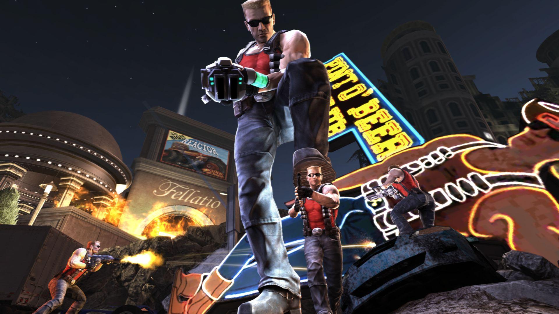 Duke Nukem Forever – multiplayer staré školy 40560