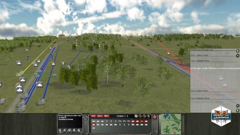 Demoverze Panzer Command: Ostfront 40597