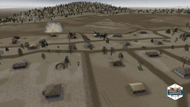 Demoverze Panzer Command: Ostfront 40600
