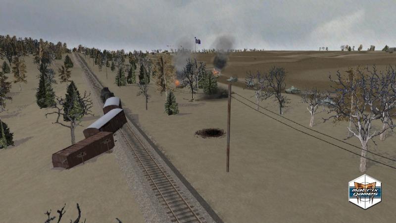 Demoverze Panzer Command: Ostfront 40601