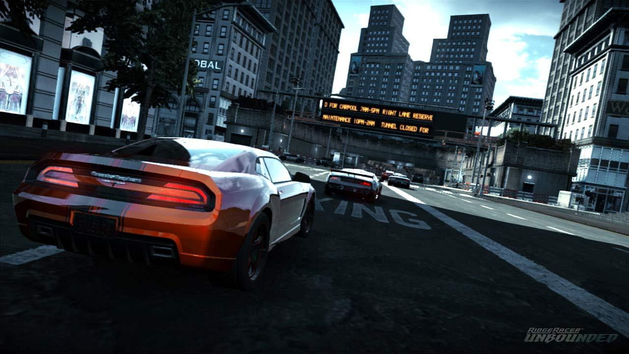 Ridge Racer: Unbounded v novém traileru + galerie 40732