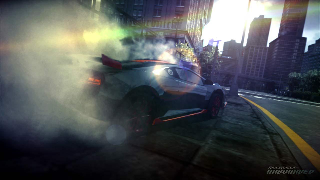 Ridge Racer Unbounded – našlapaná pouliční směska 40733