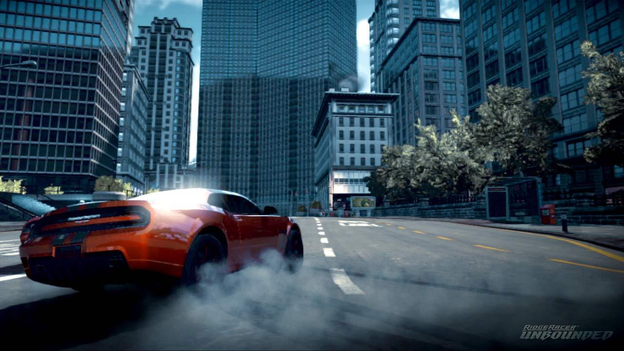 Ridge Racer: Unbounded v novém traileru + galerie 40734